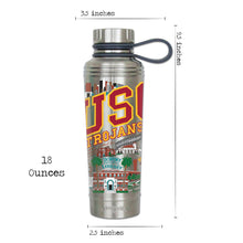 Load image into Gallery viewer, Southern California, University of (USC) Thermal Bottle Thermal Bottle catstudio