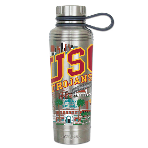 Southern California, University of (USC) Collegiate Thermal Bottle - catstudio