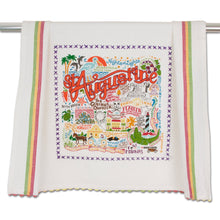 Load image into Gallery viewer, St. Augustine Dish Towel Dish Towel catstudio