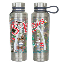 Load image into Gallery viewer, St. Louis Thermal Bottle - catstudio
