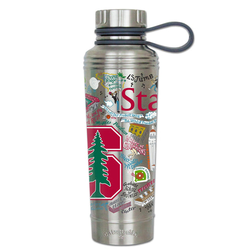 Stanford University Collegiate Thermal Bottle - catstudio