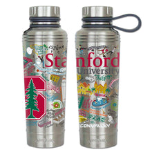 Load image into Gallery viewer, Stanford University Collegiate Thermal Bottle - catstudio