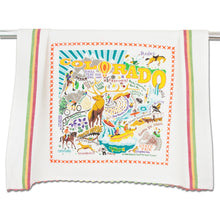 Load image into Gallery viewer, Summer Colorado Dish Towel Dish Towel catstudio