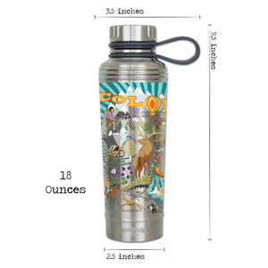 Summer Colorado Thermal Bottle Thermal Bottle catstudio