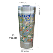 Load image into Gallery viewer, Sweden Thermal Tumbler (Set of 4) - PREORDER Thermal Tumbler catstudio