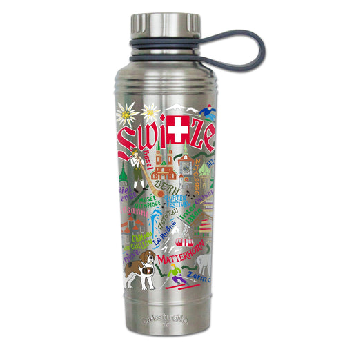 Switzerland Thermal Bottle - catstudio