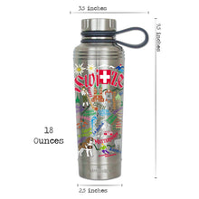 Load image into Gallery viewer, Switzerland Thermal Bottle - catstudio
