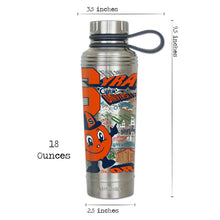 Load image into Gallery viewer, Syracuse University Collegiate Thermal Bottle - catstudio
