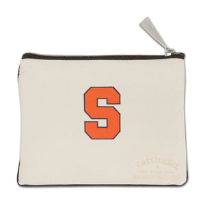 Syracuse University Collegiate Pouch Pouch catstudio
