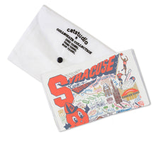 Load image into Gallery viewer, Syracuse University Collegiate Dish Towel - catstudio