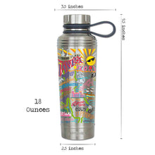 Load image into Gallery viewer, Tampa/St Pete Thermal Bottle Thermal Bottle catstudio