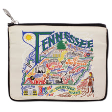 Load image into Gallery viewer, Tennessee Pouch Natural Pouch catstudio