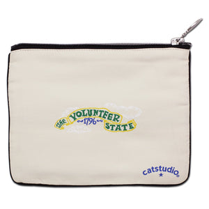 Tennessee Zip Pouch - Natural - catstudio