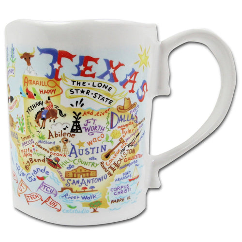 Texas Mug - catstudio