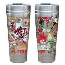 Load image into Gallery viewer, Texas Tech University Collegiate Thermal Tumbler (Set of 4) - PREORDER Thermal Tumbler catstudio