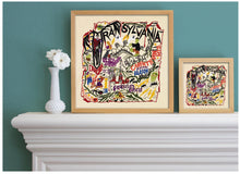 "Load image into Gallery viewer, Transylvania Fine Art Print Art Print catstudio 16""x16"" - Framed"