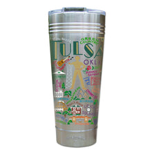 Load image into Gallery viewer, Tulsa Thermal Tumbler (Set of 4) - PREORDER Thermal Tumbler catstudio