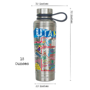 Utah Thermal Bottle - catstudio