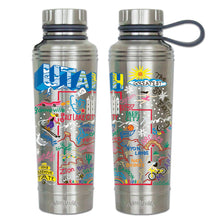 Load image into Gallery viewer, Utah Thermal Bottle - catstudio