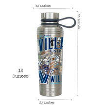 Load image into Gallery viewer, Villanova University Collegiate Thermal Bottle - catstudio
