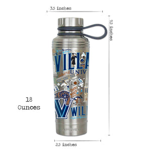 Villanova University Collegiate Thermal Bottle - catstudio