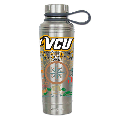 Virginia Commonwealth University (VCU) Collegiate Thermal Bottle Thermal Bottle catstudio