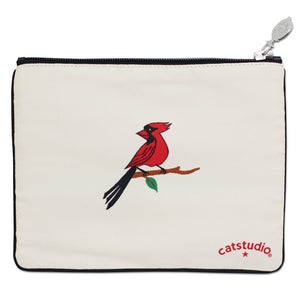 Virginia Zip Pouch - Natural - catstudio