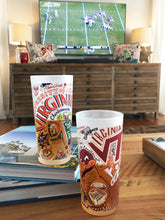Load image into Gallery viewer, Virginia, University of Collegiate Drinking Glass - catstudio