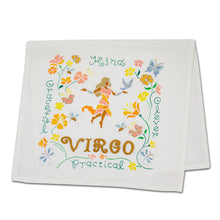 Load image into Gallery viewer, Virgo Astrology Dish Towel Dish Towel catstudio