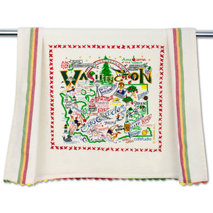 Washington Dish Towel Dish Towel catstudio