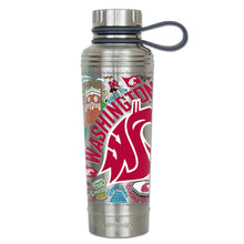 Load image into Gallery viewer, Washington State University Thermal Bottle Thermal Bottle catstudio