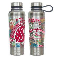 Load image into Gallery viewer, Washington State University Collegiate Thermal Bottle - catstudio
