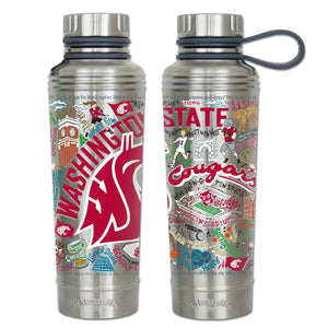Washington State University Collegiate Thermal Bottle - catstudio