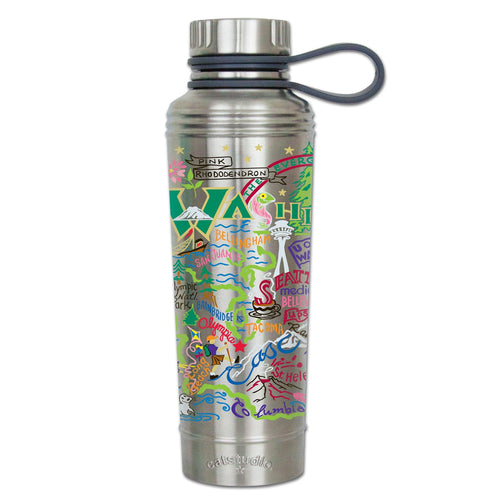 Washington Thermal Bottle - catstudio