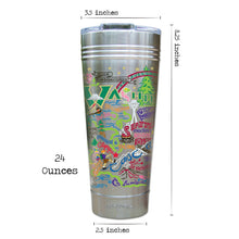 Load image into Gallery viewer, Washington Thermal Tumbler (Set of 4) - PREORDER Thermal Tumbler catstudio