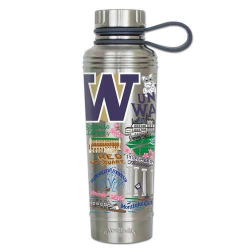 Washington, University of Thermal Bottle Thermal Bottle catstudio