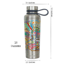Load image into Gallery viewer, Wisconsin Thermal Bottle - catstudio