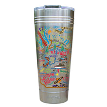 Load image into Gallery viewer, Wisconsin Thermal Tumbler (Set of 4) - PREORDER Thermal Tumbler catstudio