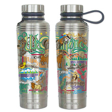 Load image into Gallery viewer, Wyoming Thermal Bottle - catstudio