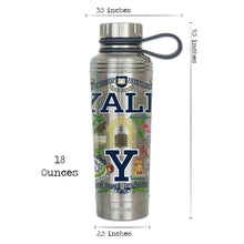 Load image into Gallery viewer, Yale University Collegiate Thermal Bottle - catstudio