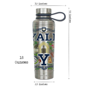 Yale University Collegiate Thermal Bottle - catstudio