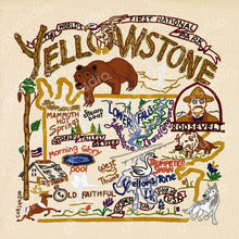 Load image into Gallery viewer, Yellowstone Fine Art Print - catstudio