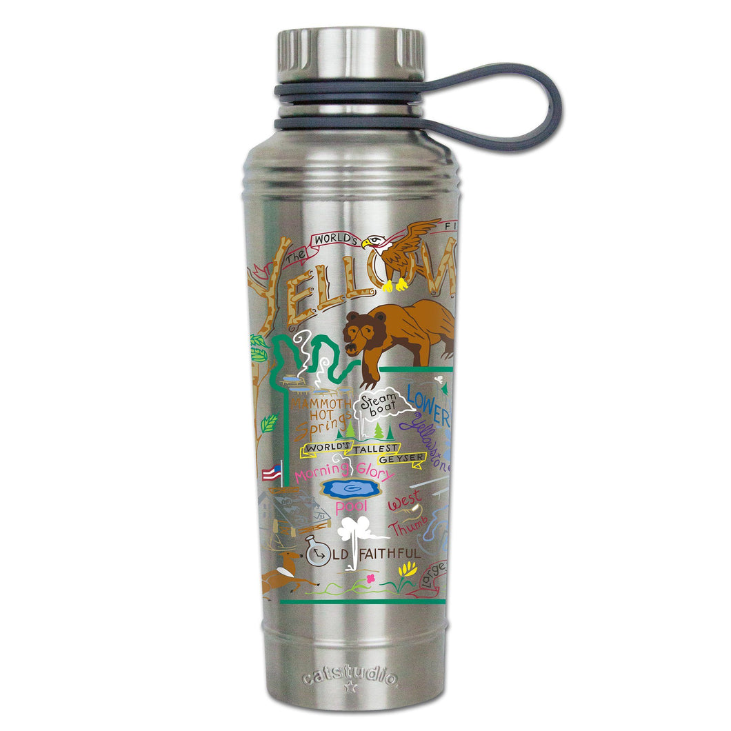 Yellowstone Thermal Bottle Thermal Bottle catstudio