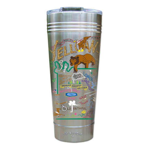 Yellowstone Thermal Tumbler (Set of 4) - PREORDER Thermal Tumbler catstudio
