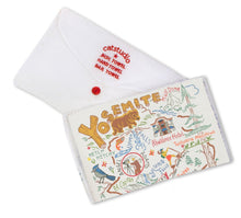Load image into Gallery viewer, Yosemite Dish Towel - catstudio