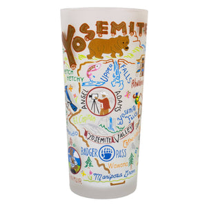 Yosemite Drinking Glass - catstudio