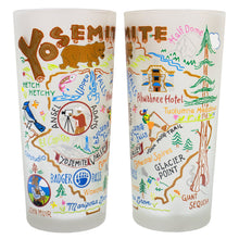 Load image into Gallery viewer, Yosemite Drinking Glass - catstudio
