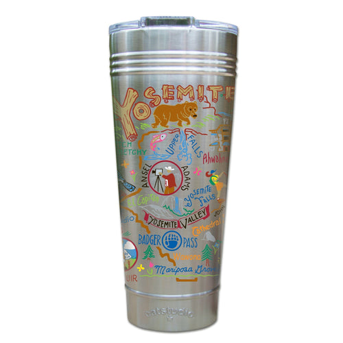 Yosemite Thermal Tumbler (Set of 4) - PREORDER Thermal Tumbler catstudio