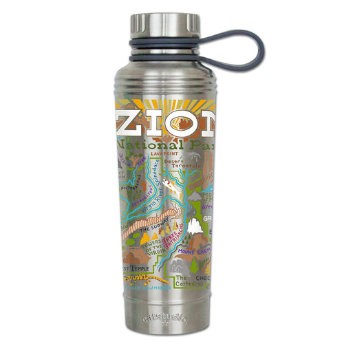 Zion Thermal Bottle - catstudio