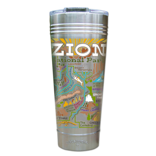 Zion Thermal Tumbler (Set of 4) - PREORDER Thermal Tumbler catstudio